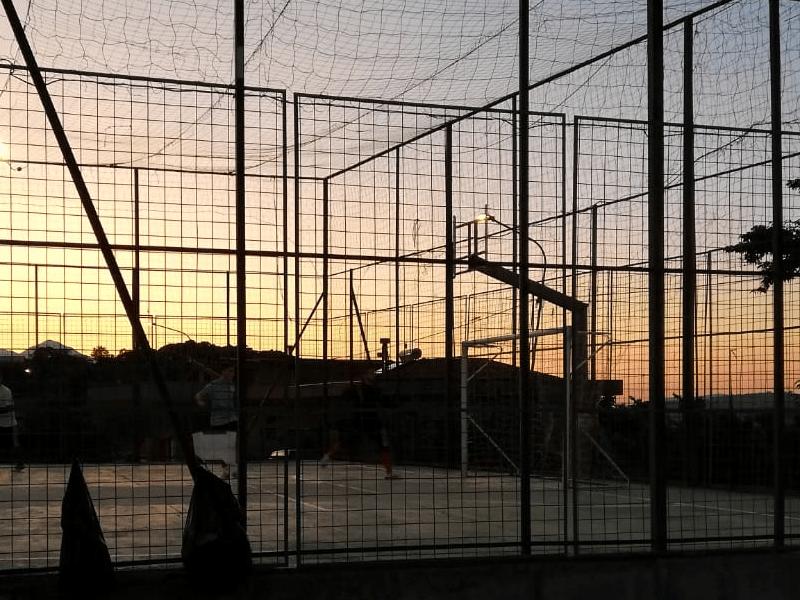 campo di calcetto- Serino