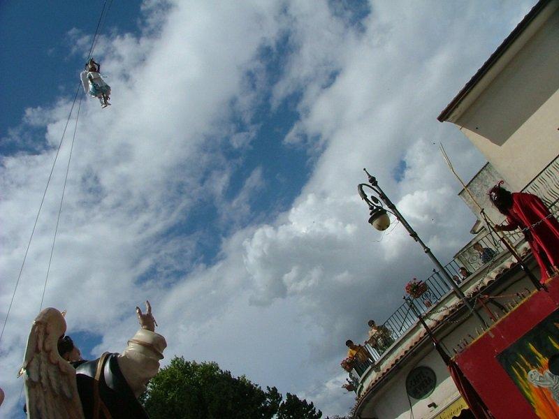 Il Volo dell'Angelo di Gesualdo